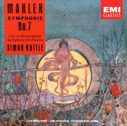 Symphonie n°7 en mi min (Chant de la nuit) : 3. Scherzo. Schattenhaft