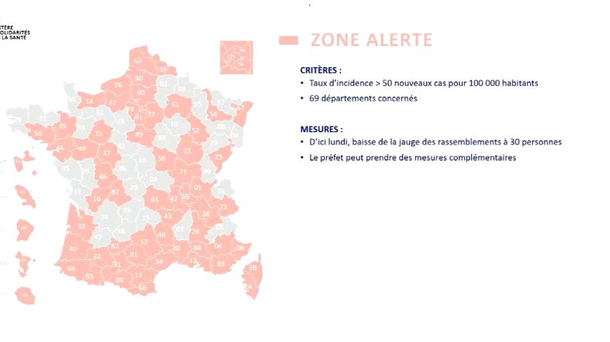 Coronavirus Les Rassemblements De Plus De 30 Personnes Interdits Des Le 28 Septembre En Savoie