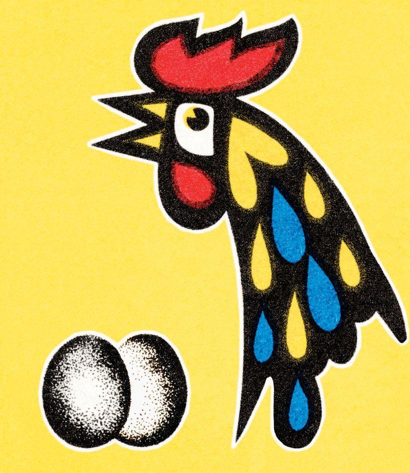 Le paradoxe de l'oeuf et de la poule