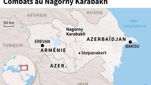 Les combats se poursuivent dans le Haut-Karabakh