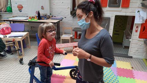 Quand le jeu réduit le handicap, une thérapie nouvelle pour les enfants atteints de paralysie cérébrale