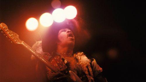 Jimi Hendrix au pays des femmes électriques