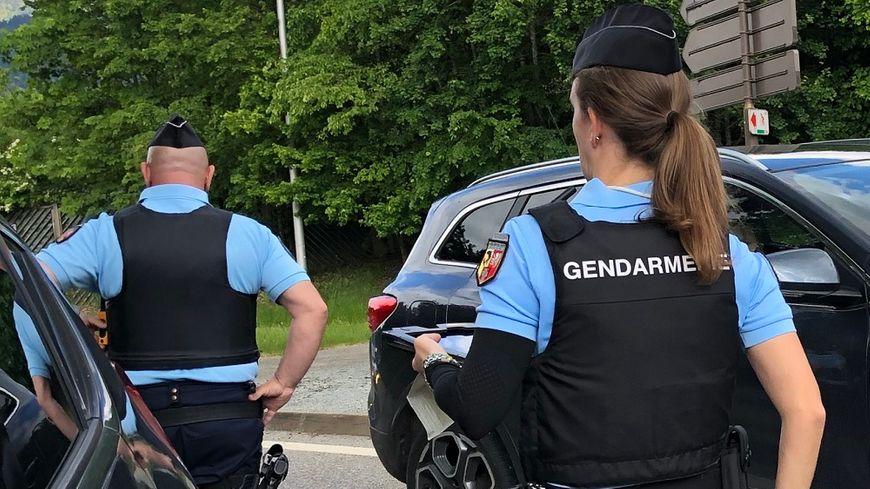Gendarmerie Nationale (Image d'illustration).