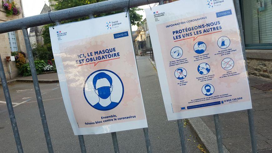 Loire-Atlantique : Châteaubriant, dixième commune où le port du masque devient obligatoire