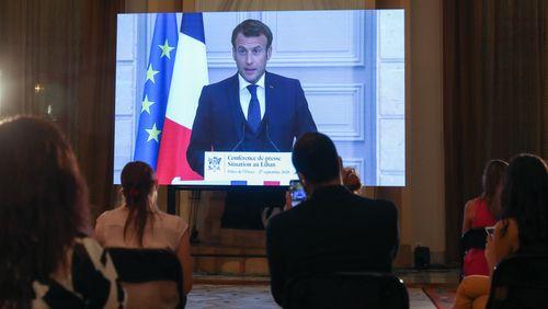 Liban : Macron hausse le ton, le Hezbollah fait la sourde oreille
