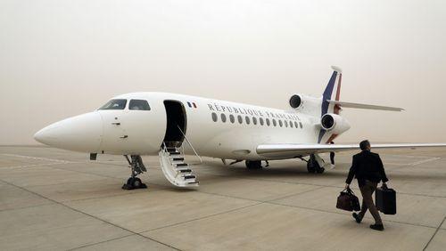 L'état est pauvre ? Vendons l'avion présidentiel !