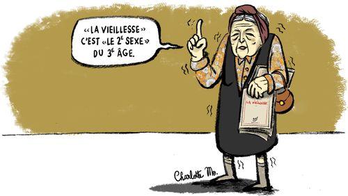 "Vieillir (2/4) : ""La vieillesse"" de Simone de Beauvoir"