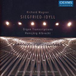 O du mein holder Abendstern (Acte III Sc 2) - arrangement pour orgue - HANSJORG ALBRECHT
