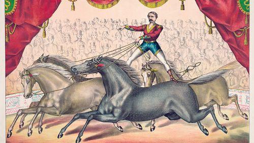 Épisode 1 : Du théâtre équestre au cirque moderne