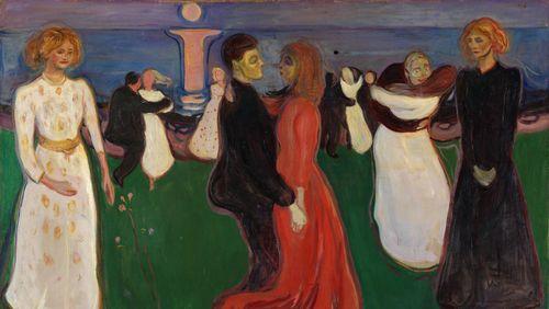 Épisode 8 : Edvard Munch, La danse de la vie (1899)