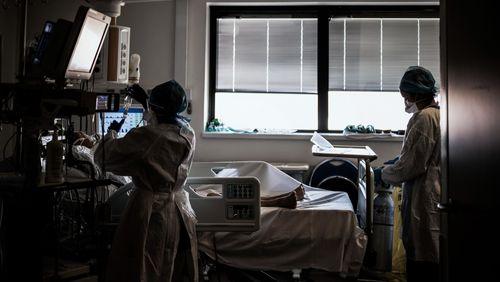 Coronavirus : hausse sensible du nombre de décès en France