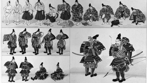 Épisode 2 : Les samouraïs, la voie du guerrier