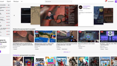 Twitch, le divertissement du futur ?