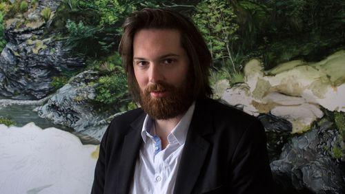 """Thomas Lévy-Lasne : """"Dans ma peinture, j'essaye de jouer l'oxymore"""""""
