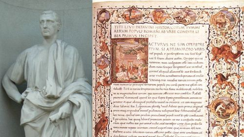 Usages juridiques du passé, dans la pensée des juristes romains (2/12) : L'histoire explique le présent : Gaius lecteur de Tite-Live