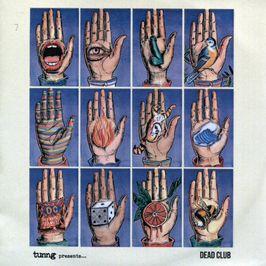 """Pochette de l'album """"Dead club"""" par Tunng"""