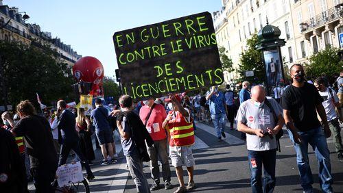 Rentrée sociale : pas de chômage pour les syndicats