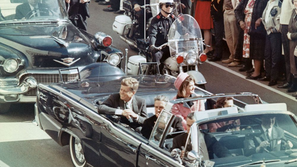 L Assassinat De John Fitzgerald Kennedy Dossier 1