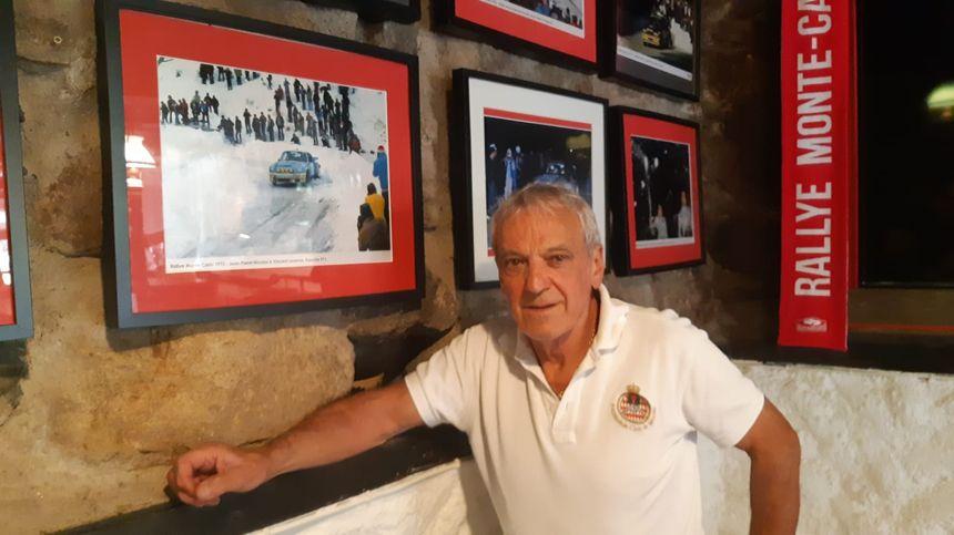 Yves Jouanny, le patron de la Remise