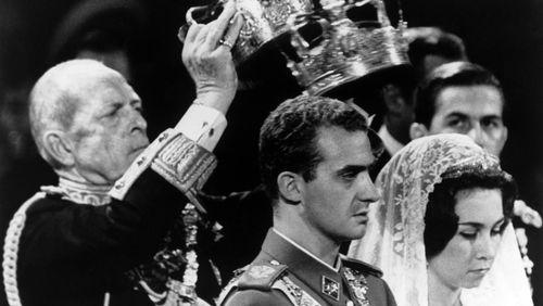 Juan Carlos, le roi maudit