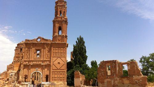 Que faire de nos ruines ? Belchite, le premier village-martyr de l'histoire européenne