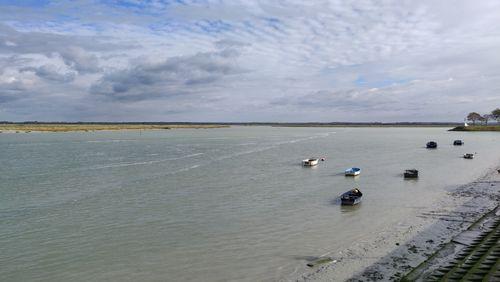 En baie de Somme, les touristes très attendus pour les vacances de la Toussaint