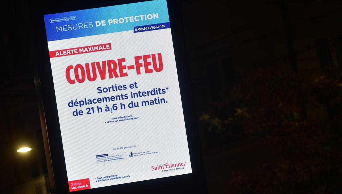 Coronavirus Le Couvre Feu Instaure A Dijon Et Dans Toute La Cote D Or Et La Saone Et Loire