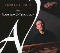 3 Nouvelles études pour piano : 1. En fa mineur - ROUSTEM SAITKOULOV