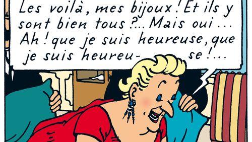Les Aventures de Tintin : les Bijoux de la Castafiore (5/5) : La pie voleuse