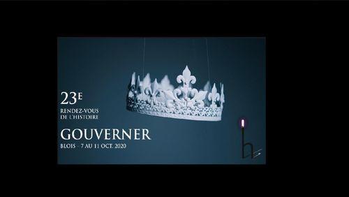 """Épisode 11 : """"Gouverner"""" : une Nuit d'archives sur le thème des Rendez-vous de l'histoire de Blois 2020"""