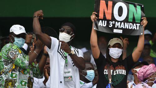 Présidentielles sanglantes en Côte d'Ivoire et en Guinée