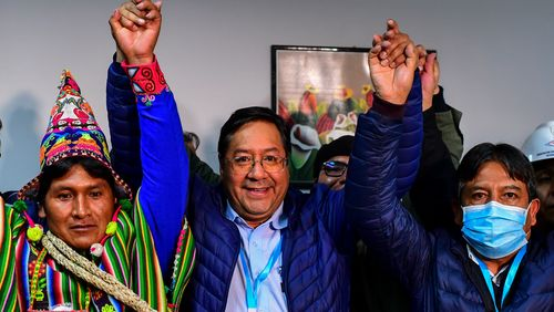 Vers un apaisement des clivages en Bolivie ?