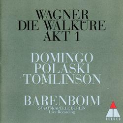 Die Walküre : War Wälse dein Valter (Acte I Sc 3) Sieglinde Siegmund - DEBORAH POLASKI