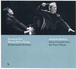6 Klavierstücke pour piano op 118 : 3. Ballade en sol min. Allegro energico - SUNWOOK KIM