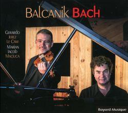 Turkul Bach - MARIAN IACOB MACIUCA & GERARDO JEREZ LE CAM