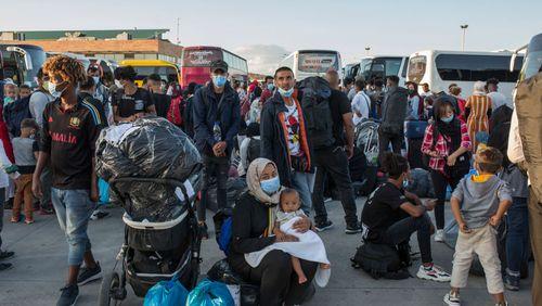 A l'horizon des migrations