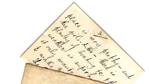 """""""Lettre d'une inconnue"""" de Stefan Zweig"""