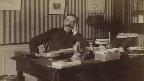 Libre Pensée - Octave Mirbeau, libre penseur