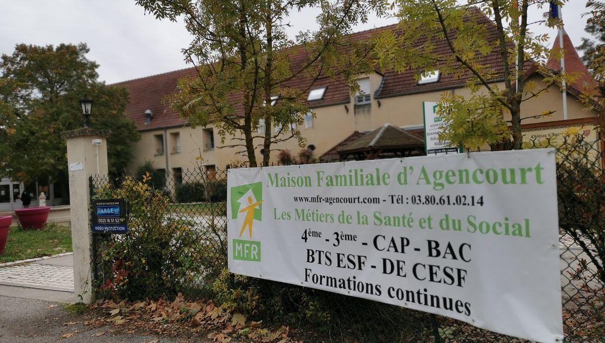 Mfr D Agencourt Les Salaries Inquiets Craignent La Fermeture De La Maison Familiale Et Rurale