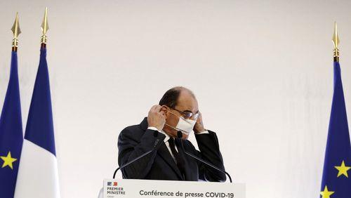 """Confiner pour """"mieux préserver l'essentiel"""", ligne directrice de Jean Castex"""
