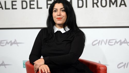 Marjane Satrapi (4/5) : L'Iran