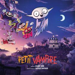 Petit Vampire : Ouverture - OLIVIER DAVIAUD