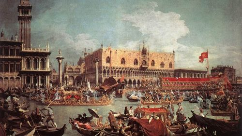 Épisode 3 : Venise, ce n'est pas la taille qui compte