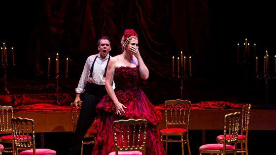 Samedi à l'opéra