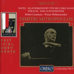 Concerto pour piano en Ré Maj M 82 (pour la main gauche) : Allegro - ROBERT CASADESUS