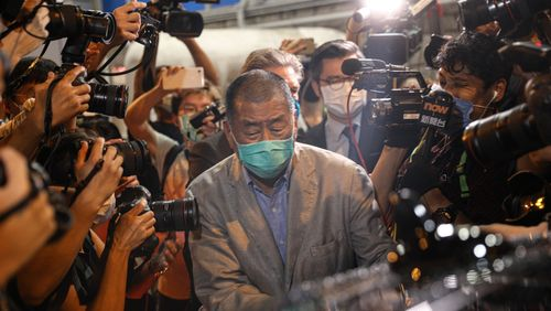 Épisode 4 : Jimmy Lai : le pouvoir de la presse contre Pékin
