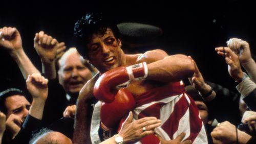 Stallone et l'Amérique