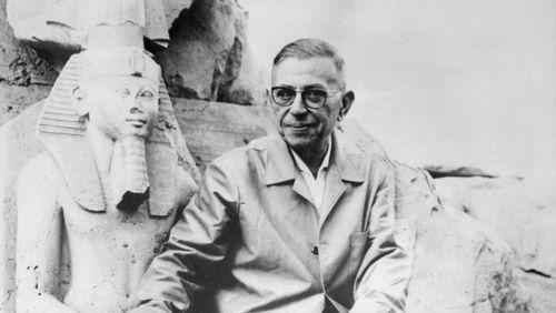 François Noudelmann et les vies parallèles de Sartre
