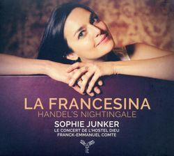 Ode pour la fête de Sainte Cécile HWV 76 : What passion cannot music raise (Air de soprano) - FRANCK EMMANUEL COMTE