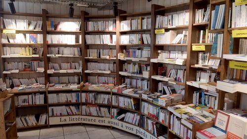 Les librairies en sursis